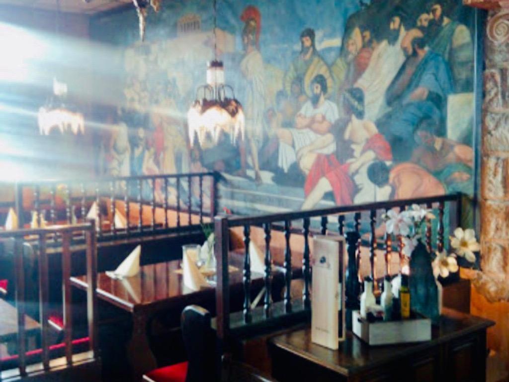 Restaurant Olympia Landau